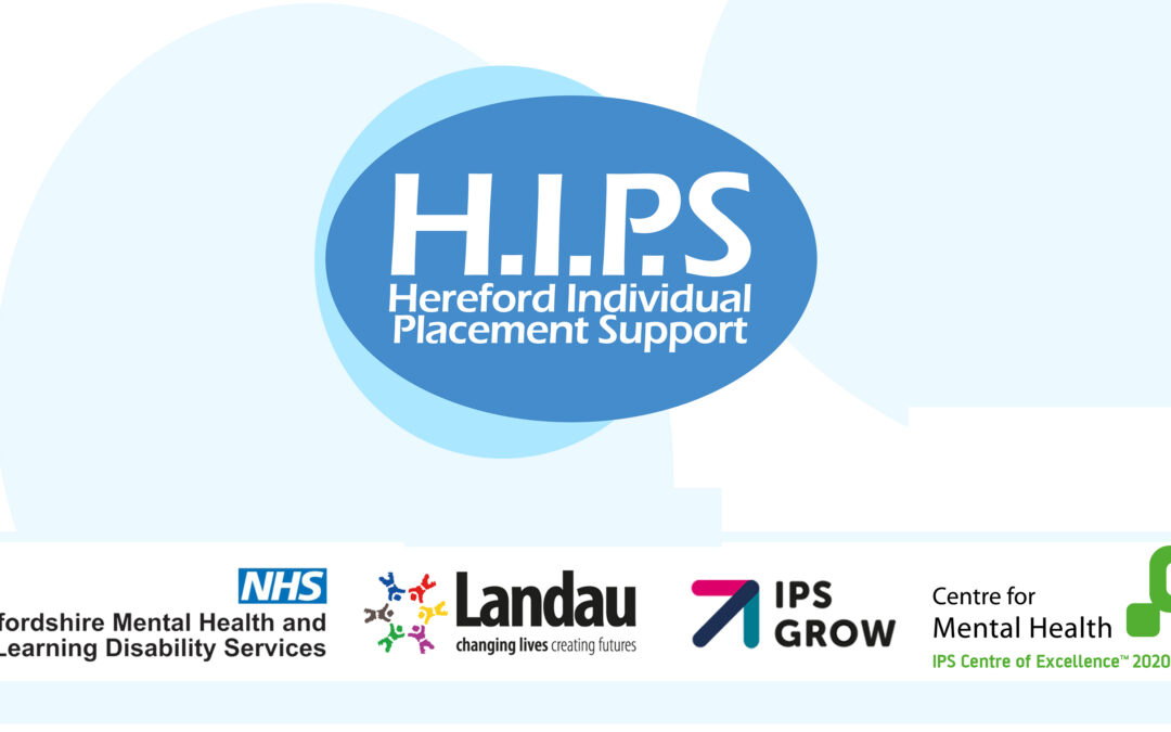 Herefordshire's new IPS Service is a Centre of Excellence!