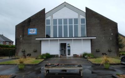 Video – Landau Training & Enterprise Centre getting ready to come back!