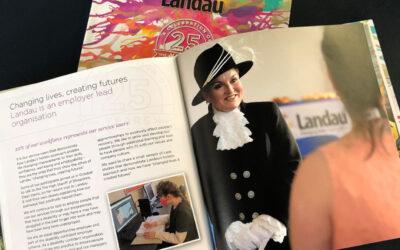 Celebrating Landau's 25th anniversary – We present the Landau Shop!