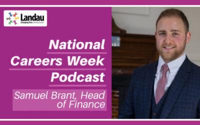 National Career Week Podcast #3!