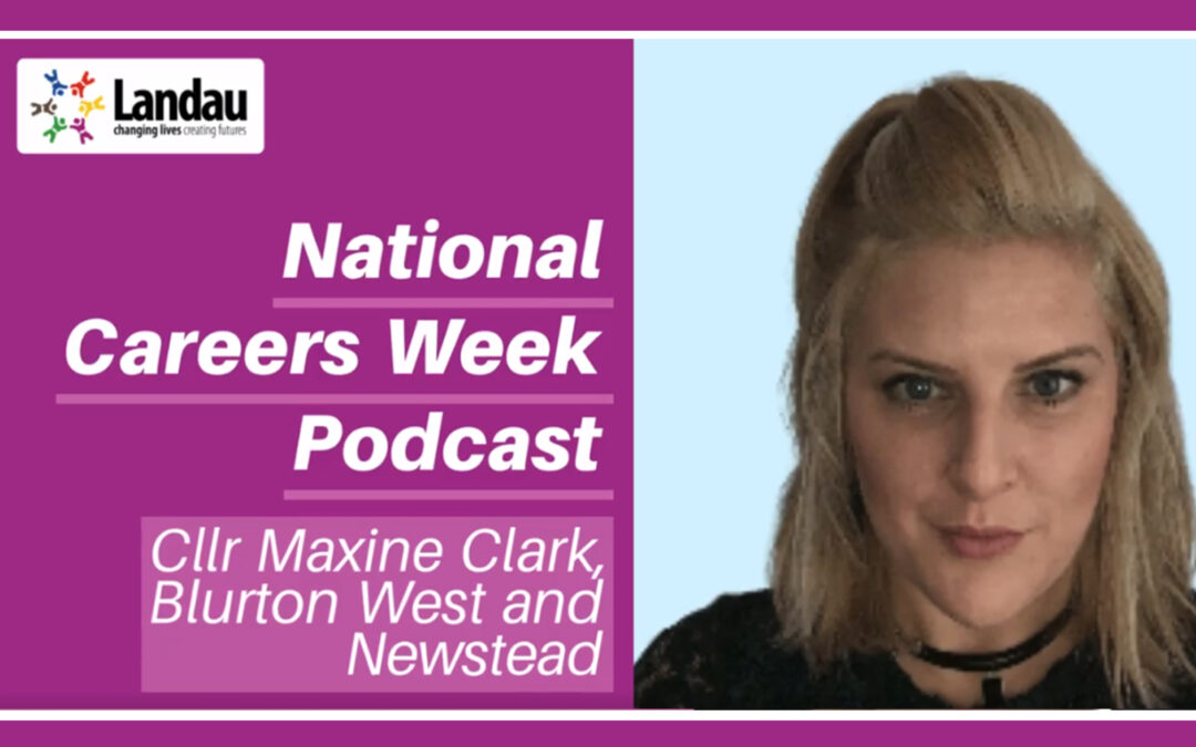 National Careers Week Podcast #5