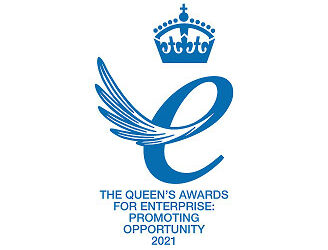 Landau wins Queen's Award for Enterprise