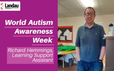 World Autism Awareness Week Podcast #1
