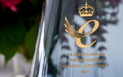 Queen's Award Event 2021